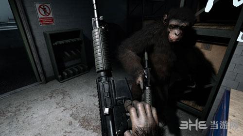 猩球崛起VR游戏截图