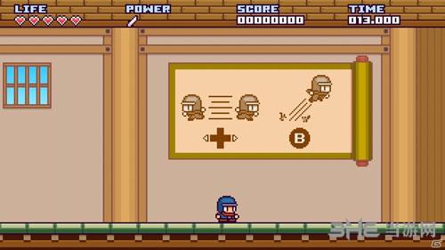 忍者前锋游戏截图3