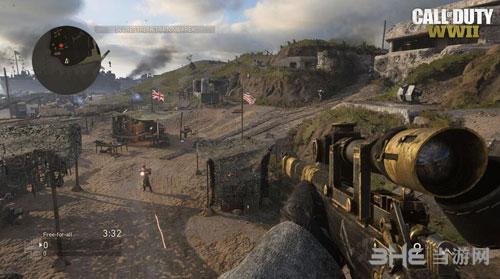 使命召唤14:二战游戏宣传图