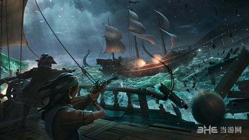 盗贼之海游戏图片5
