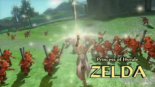 塞尔达无双终极版游戏图片4