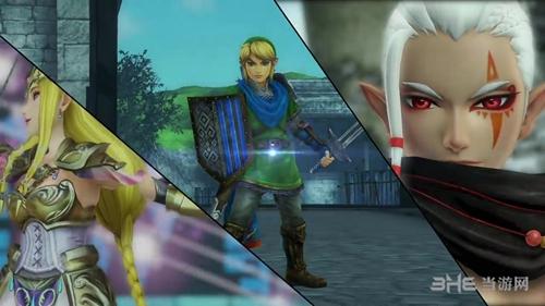 塞尔达无双终极版游戏图片5