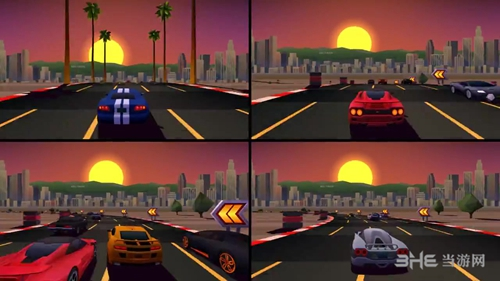 追逐地平线Turbo游戏图片3