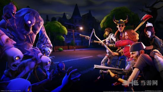 堡壘之夜圖片3
