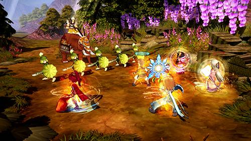 幻想三国志5游戏图片1