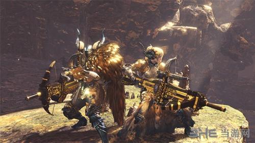 怪物猎人世界4月19日大型更新 追加全新古龙烂辉龙