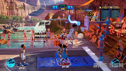 NBA游乐场2游戏截图1