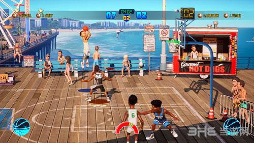 NBA游乐场2游戏截图2