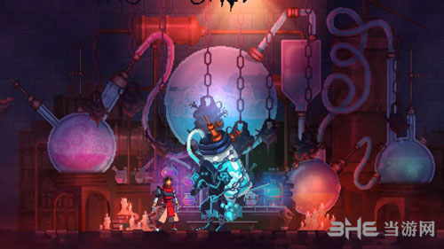 死亡细胞游戏截图2