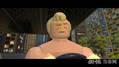 乐高超人总动员游戏宣传图2