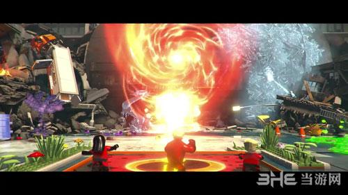 乐高超人总动员游戏宣传图4