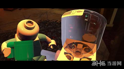 乐高超人总动员游戏宣传图5