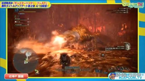 怪物猎人世界烂辉龙游戏图片8