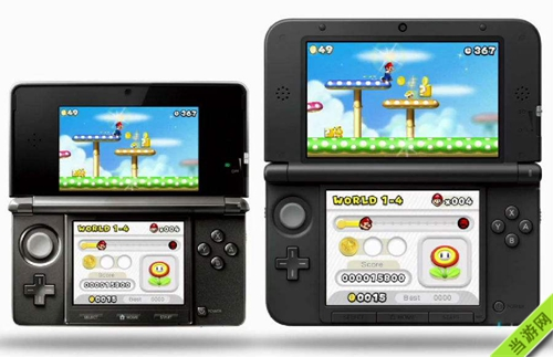 3DS掌机