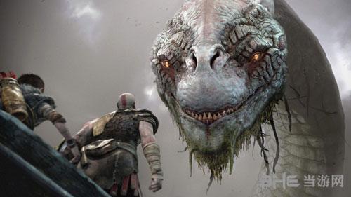 战神4游戏宣传图