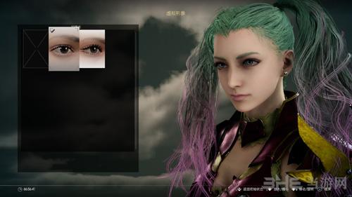 最终幻想15漂亮小姐姐捏脸图片6