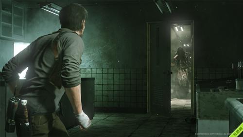 恶灵附身2游戏截图