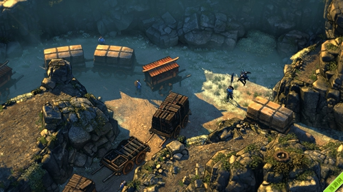 影子战士游戏截图