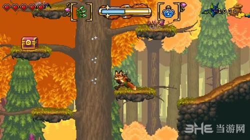 狐狸森林关卡展示截图2