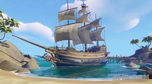 盗贼之海游戏宣传图