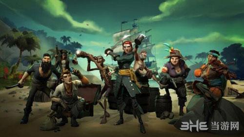 盗贼之海游戏宣传图3