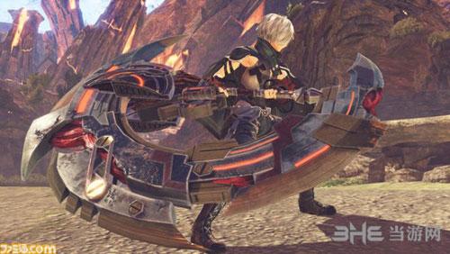 噬神者3游戏宣传图