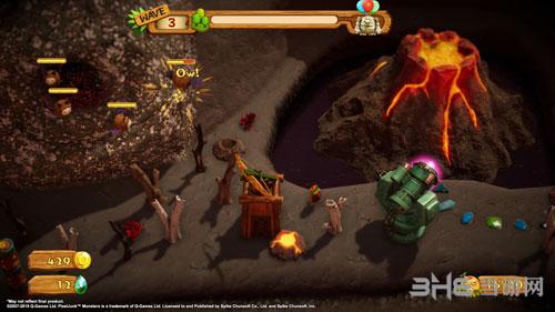 像素垃圾:妖怪2游戏截图2