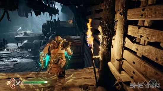 战神4混沌之刃符文收集攻略 全链刃技能符文获得方式   接着去石球