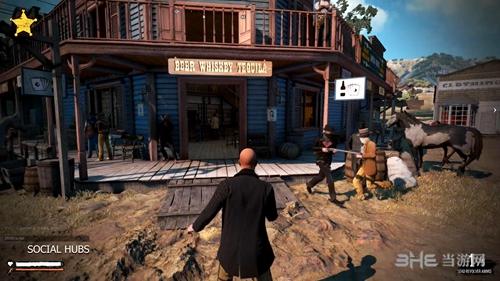 荒野西部OL游戏图片2