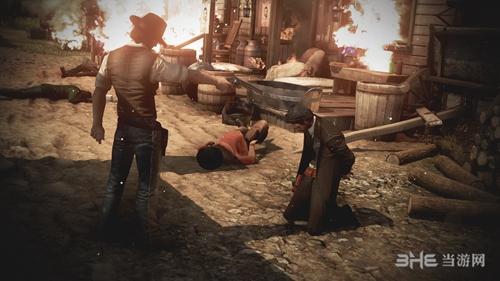 荒野西部OL游戏图片3