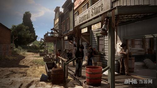 荒野西部OL游戏图片4