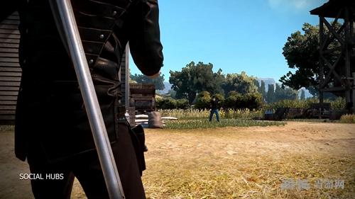 荒野西部OL游戏图片5