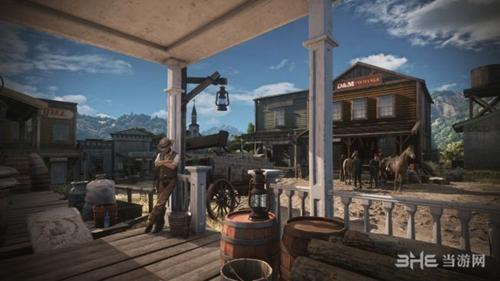 荒野西部OL游戏图片7