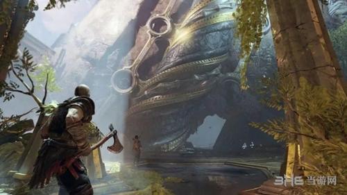 战神4游戏原画
