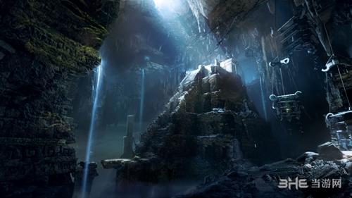 古墓丽影暗影游戏图片3