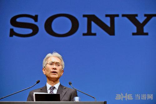 索尼CEO