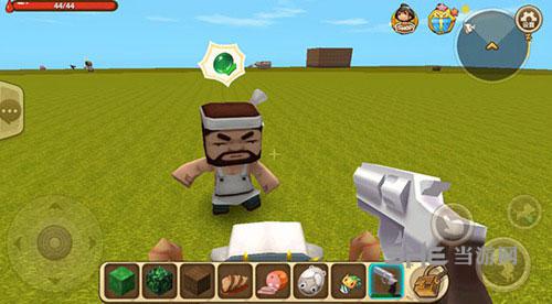 驯服方法介绍  迷你世界是款模拟经营游戏,在游戏里屠夫是会杀死动物