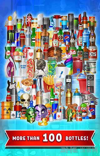 扔塑料瓶挑战5截图1