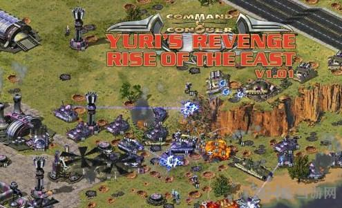 红色警戒2尤里的复仇东方的崛起MOD截图0