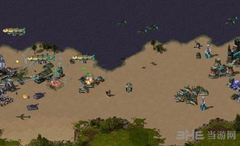 红色警戒2尤里的复仇东方的崛起MOD截图2