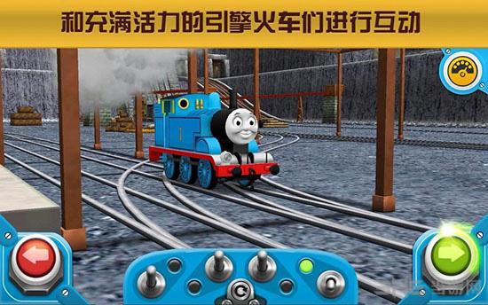 托马斯小火车:比赛开始完整版截图3
