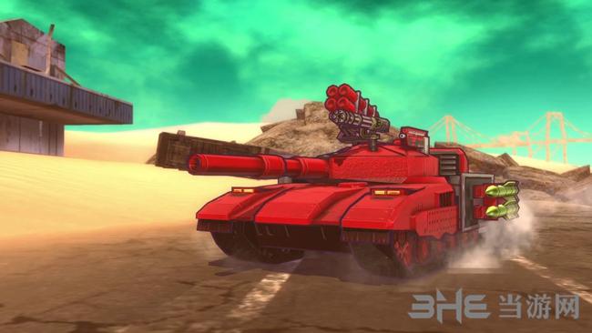 重装机兵XENO截图2