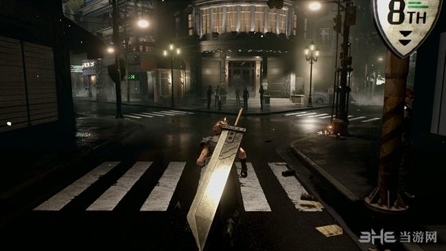 最终幻想7重制版截图3