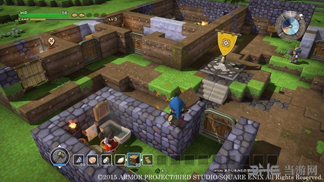 勇者斗恶龙:创世小玩家2截图1