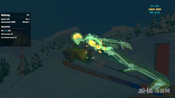 雪场狙击截图0