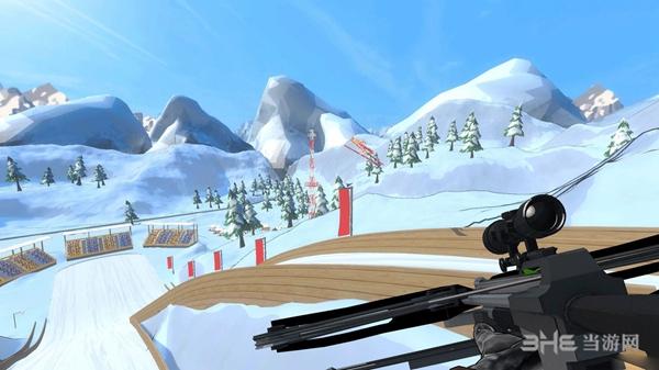 雪场狙击截图2