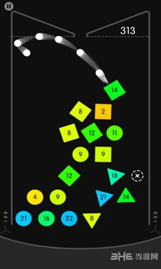 物理弹球无限加球版截图2