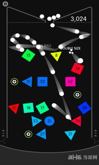 物理弹球无限加球版截图0