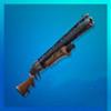 稀有泵动式霰弹枪