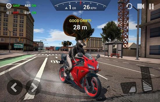 终极摩托车模拟器破解版截图1